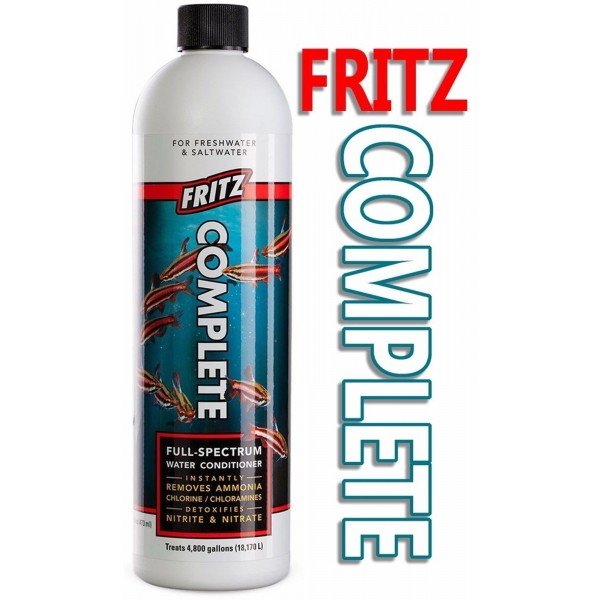 COMPLETE TAP WATER CONDITIONER (By Fritz)