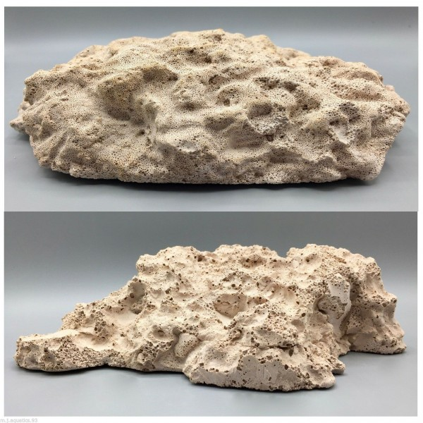 REEF ROCK HIGH POROSITY LASTS 50 YEARS BEST FILTRATION YOU CAN GET