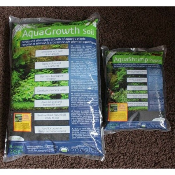 PLANTED AQUARIUM AQUASCAPING & SPECIALIST SHRIMP POWDER