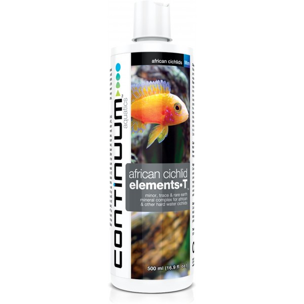 AFRICAN CICHLID ELEMENTS-T  (Essential trace elements for African Cichlids)