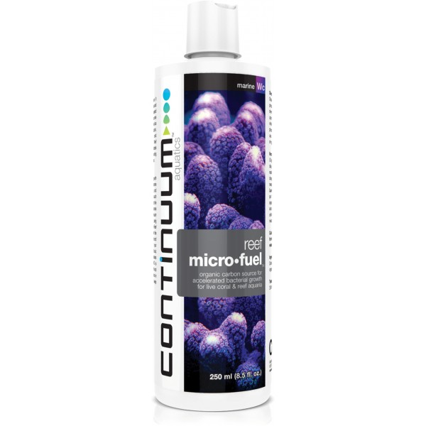 MICRO FUEL FOR LIVE CORALS & REEF AQUARIA (faster growth of bacterioplankton)