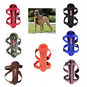 EZY-DOG HIGH HARNESS QUALITY WITH CHESTPLATE & FREE SEATBELT ATTACHMENT