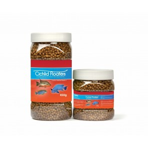 Cichlid Floaters - Pellet Food For Cichlids and Large Tropical Fish