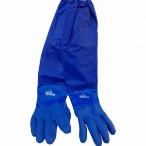 FULL ARM LENGTH GLOVES FOR PONDS AND ANY OTHER WATER JOBS