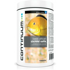 CONTINUUM AFRICAN CICHLID SALT (Professional water chemistry for Rift Cichlids)