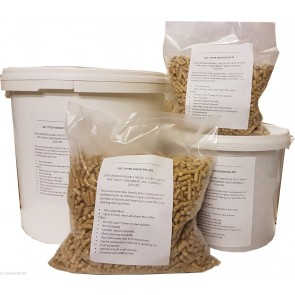 CAT LITTER WOODPELLET (Clean Hygienic & Ultra absorbent)