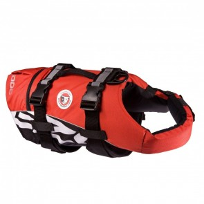 EZYDOG - SEADOG LIFE JACKET / FLOATATION AID FOR DOGS LARGE OR SMALL RED