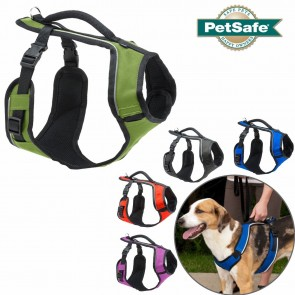 EASYSPORT DOG HARNESS  by PETSAFE adjustable harness in various sizes & colours