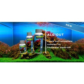 PRODIBIO ALG OUT (An Anti Phosphate Complex For Freshwater Aquariums)