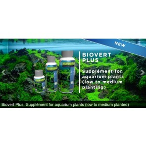 PRODIBIO BIOVERT PLUS (Growth Supplement For Freshwater Aquatic Plants